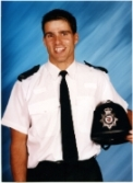 The late Sargeant Andrew Cuff