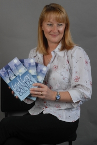 Sandy Osborne, author of Girl Cop